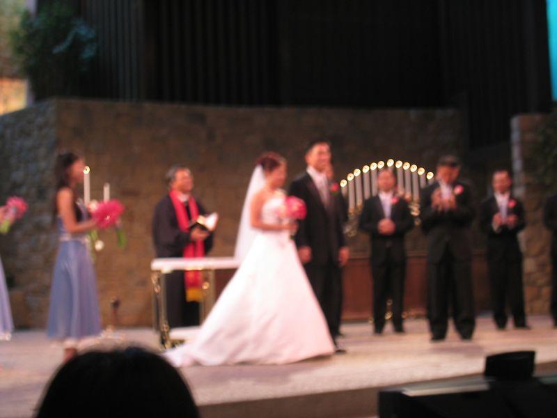 Ceremony - Pronouncement