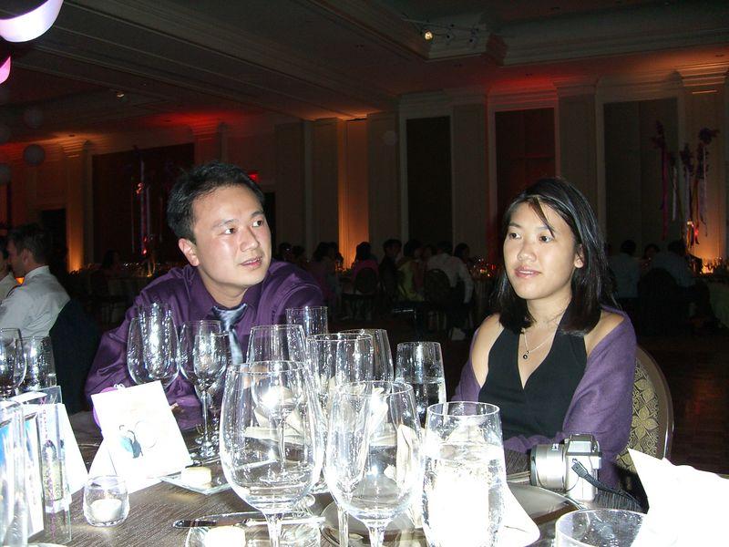 Reception - Mike & Natalie Liu - with flash 2