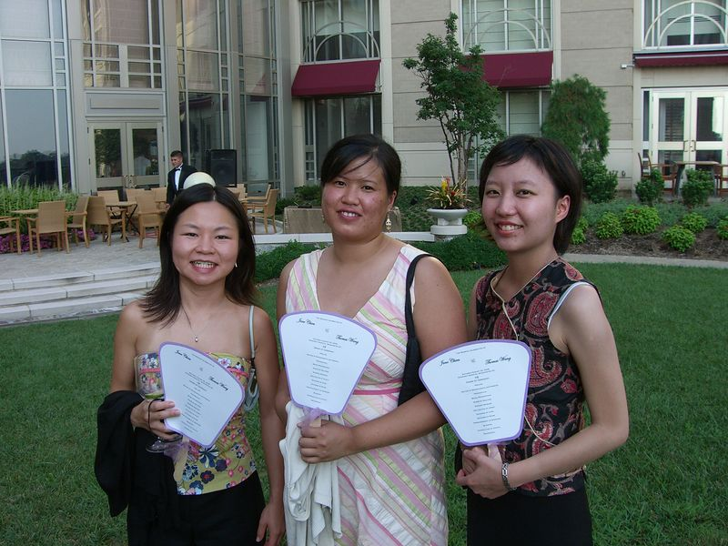 Ceremony - Kelly Chang, Eve Tam, & Shiau-Yeng Lai