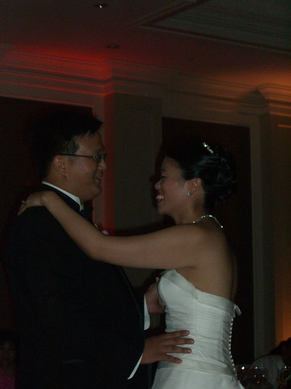 Reception - First dance 2