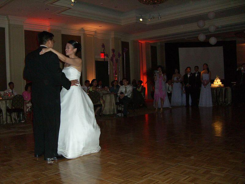 Reception - First dance 5