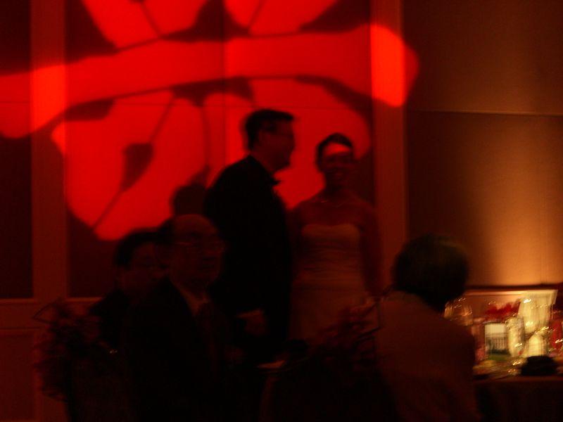 Reception - Bride & Groom