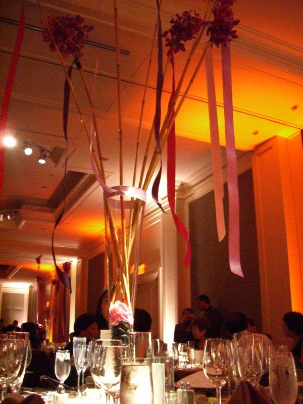 Reception - Table ornament