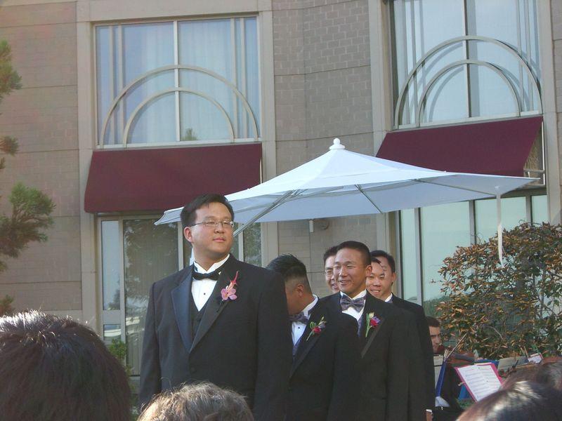 Ceremony - Tom Wang awaits
