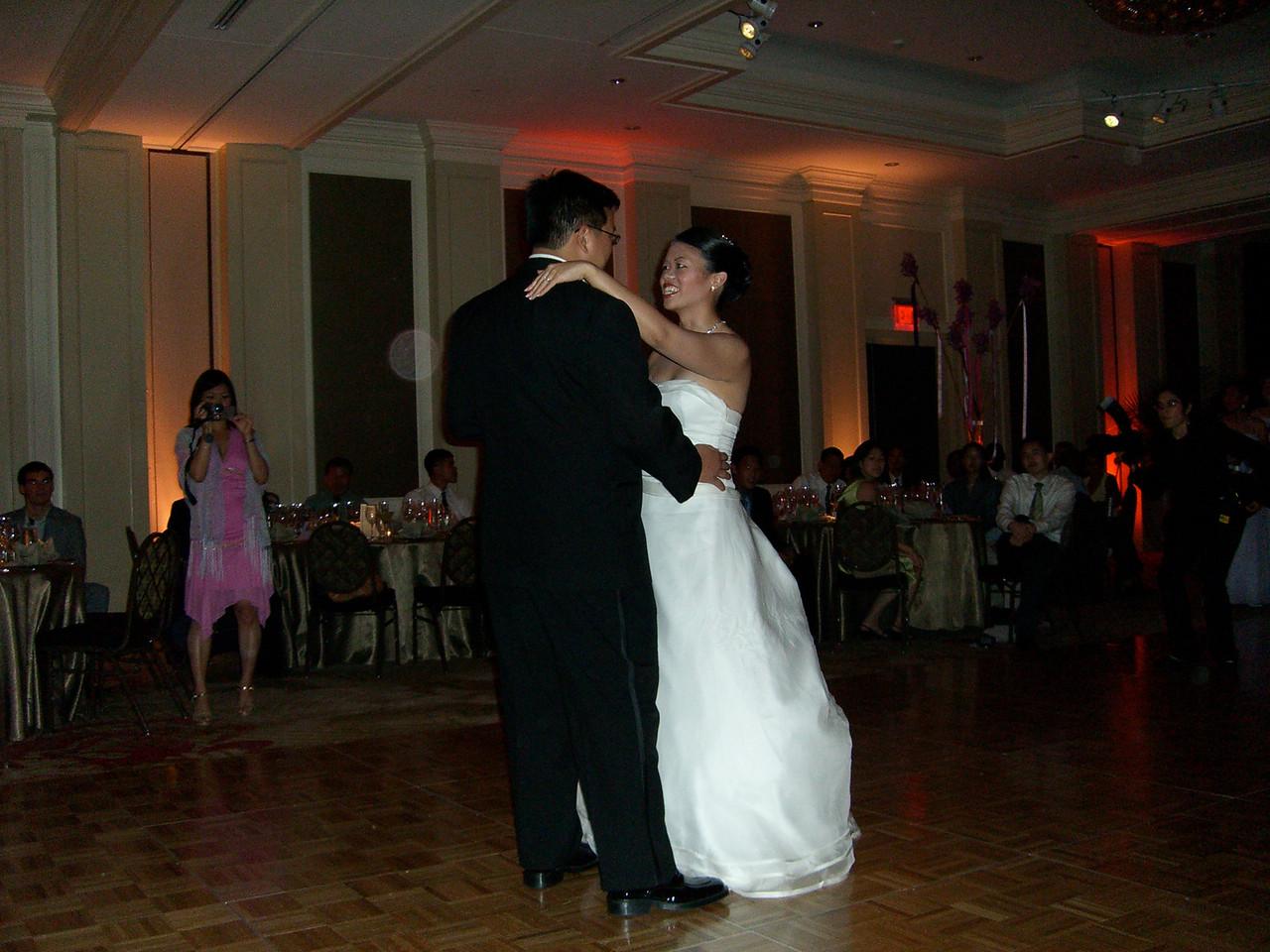 Reception - First dance 1