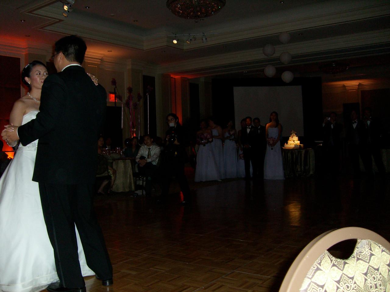 Reception - First dance 4