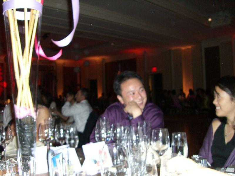 Reception - Mike & Natalie Liu - with flash 1