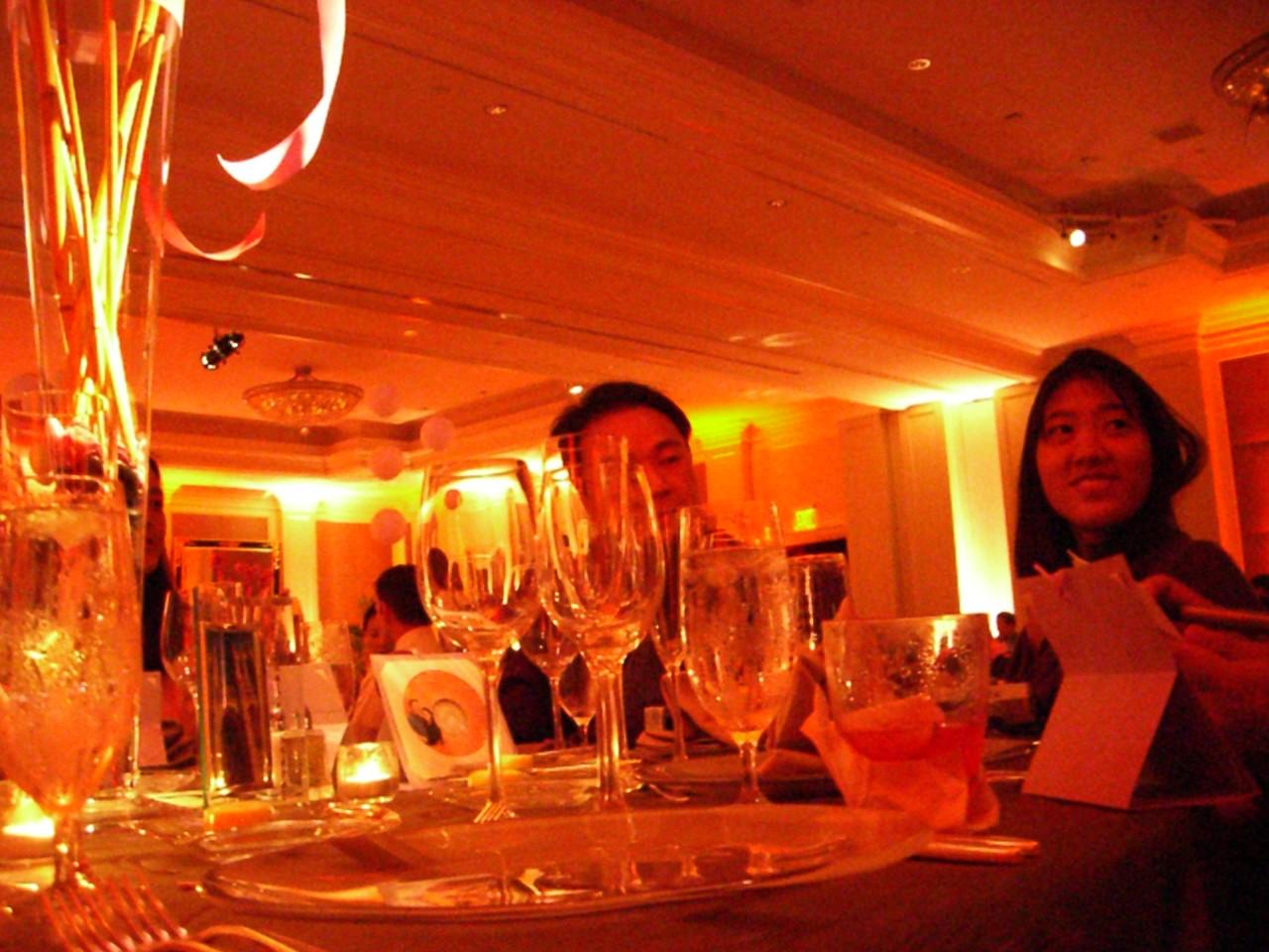 Reception - Mike & Natalie Liu