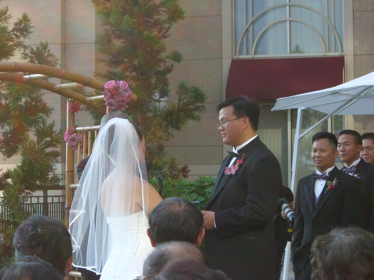 Ceremony - Exhange of vows