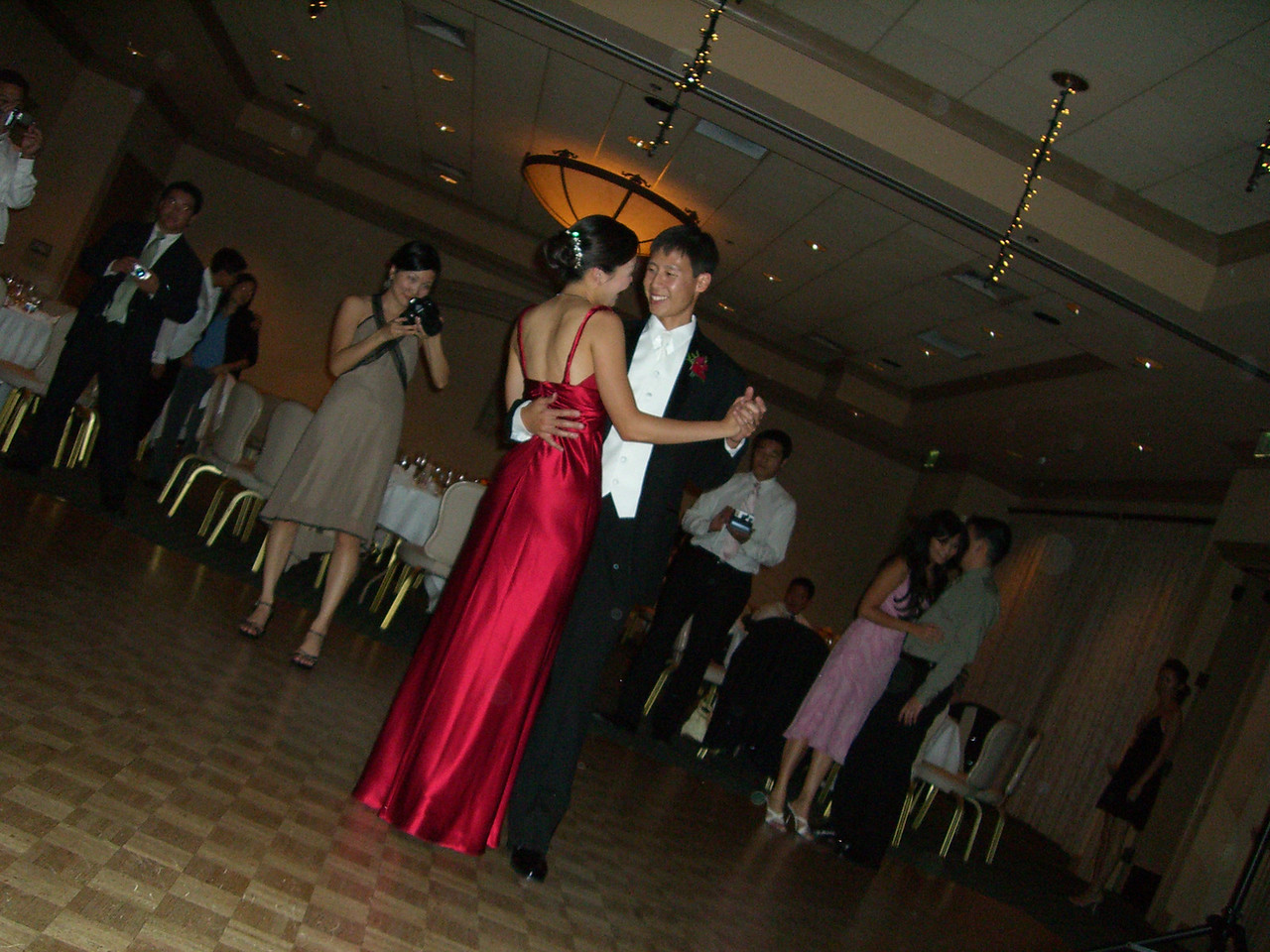 Bride & Groom last dance 2