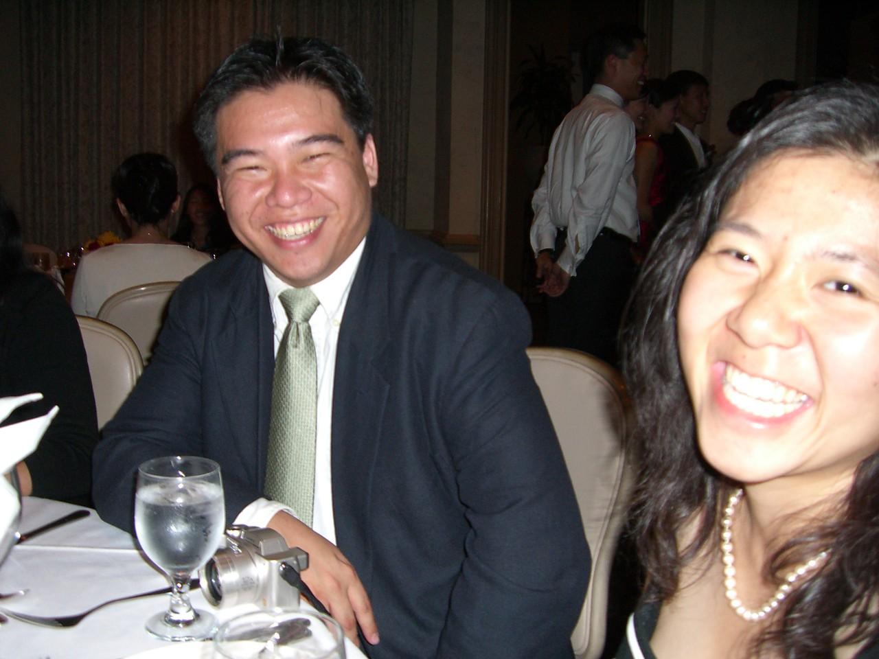 Lawrence Joe & Angela Chen