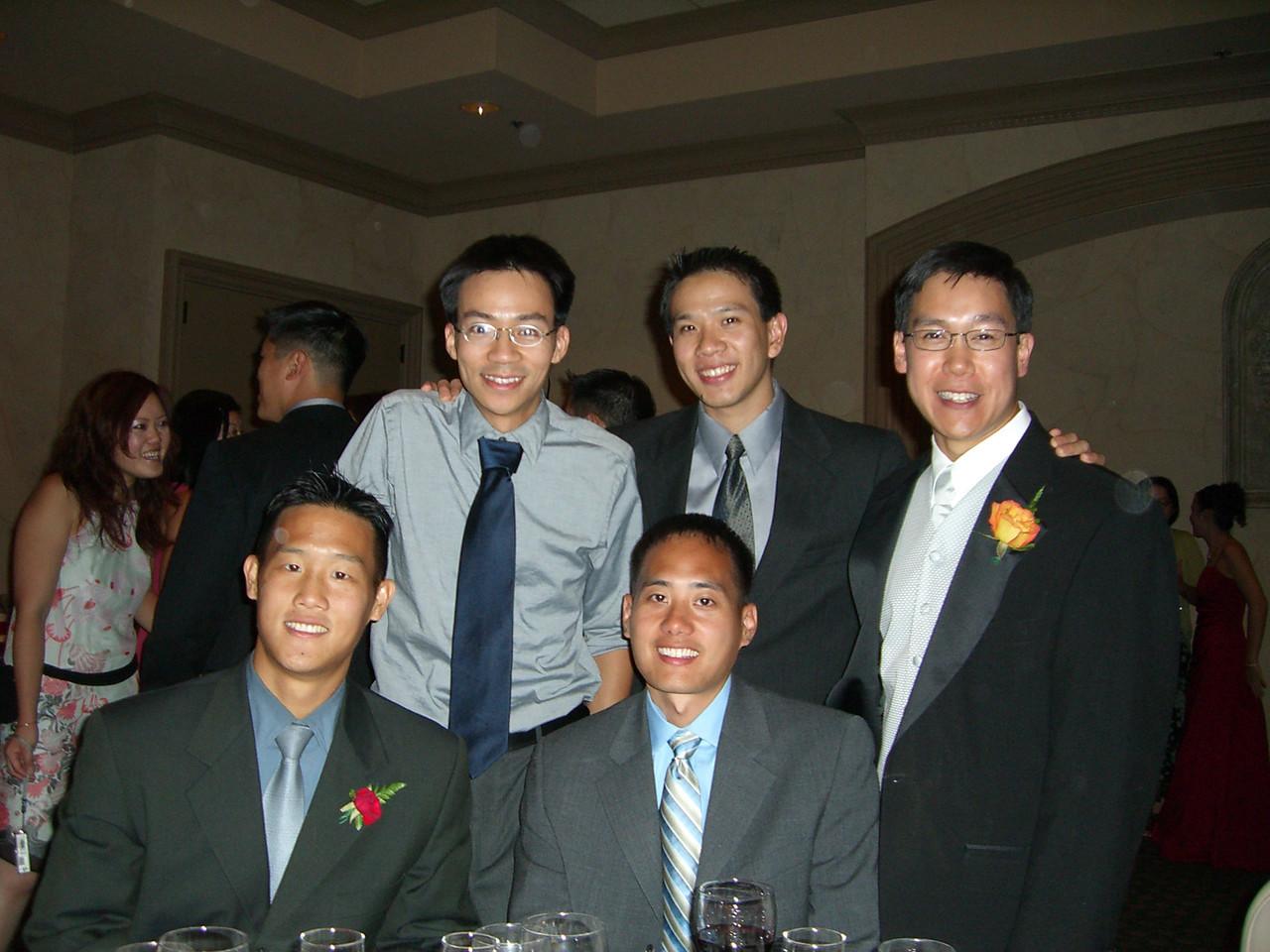 Five Maryland Guys o' '99