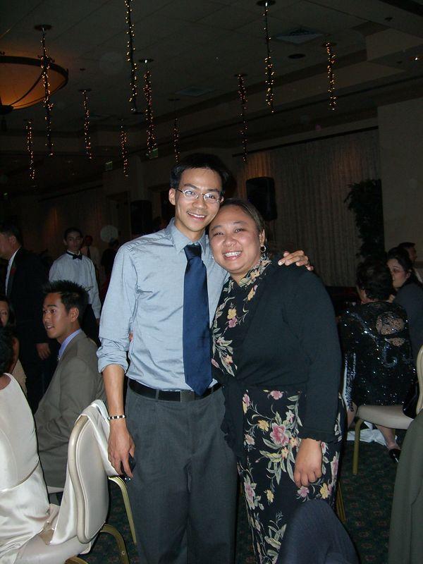 Ben Yu & Leslie Tsai