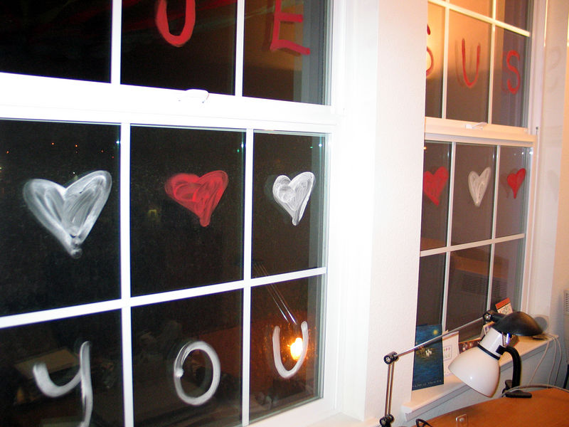 2006 03 07 Tue - UE loves you