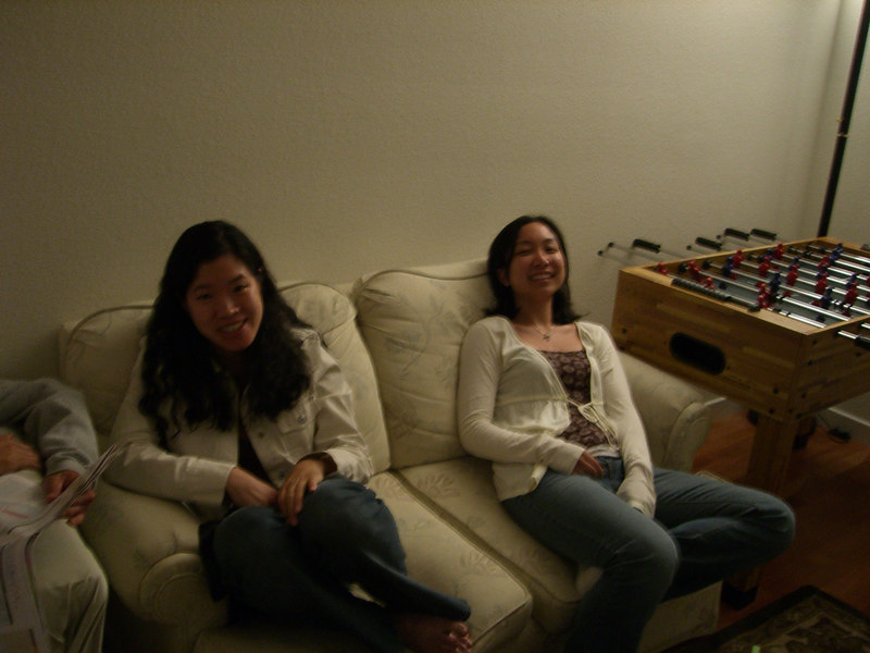 2006 06 17 Sat - Amy Wong & Renee Lee