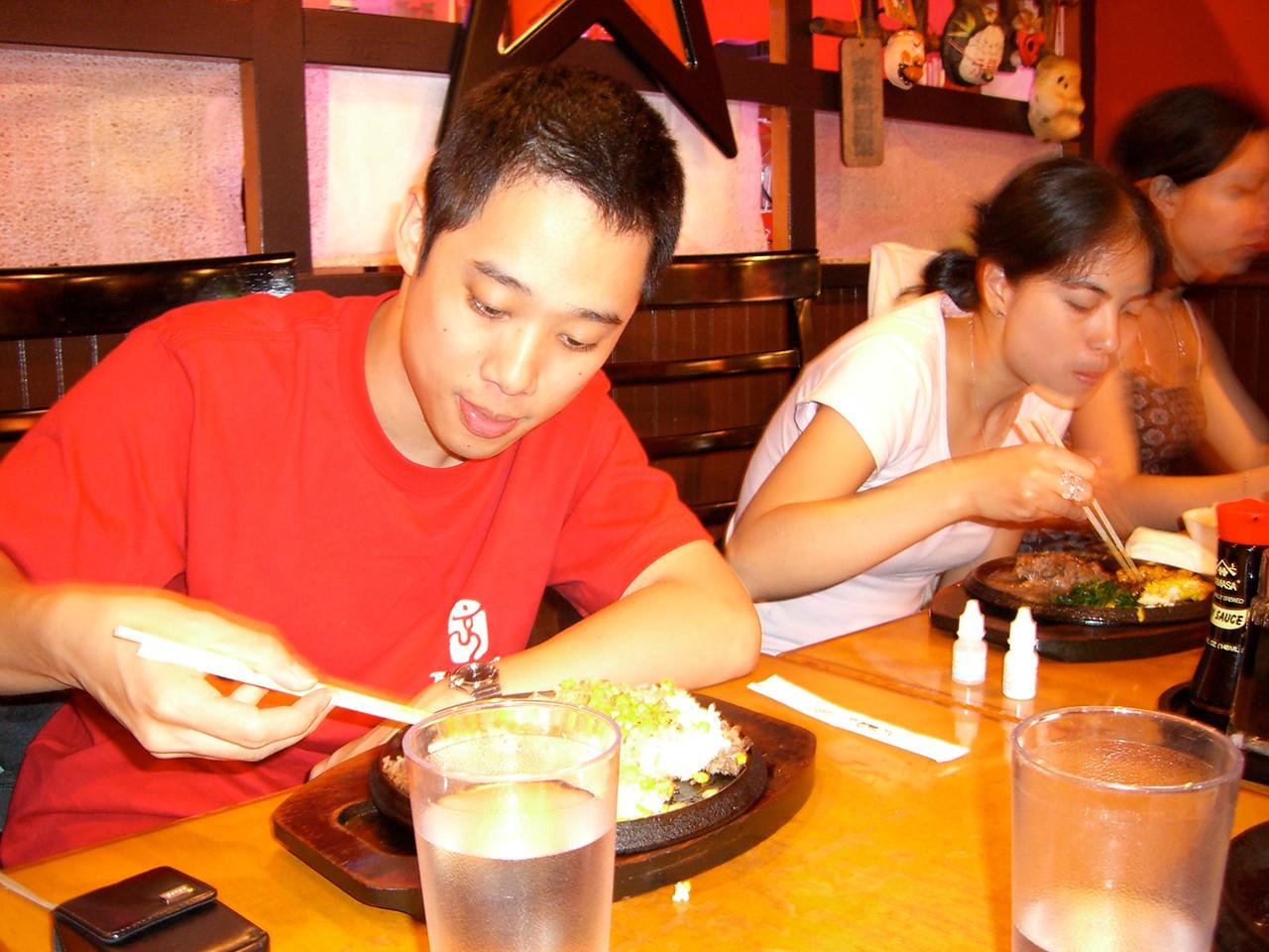 2006 06 17 Sat - Andy & Audrey Wu 4