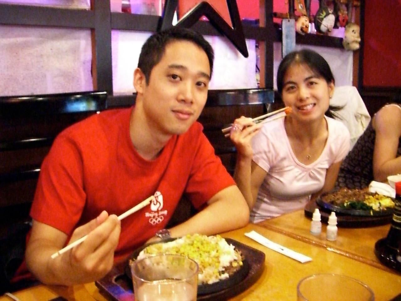 2006 06 17 Sat - 2006 06 17 Sat - Andy & Audrey Wu 2