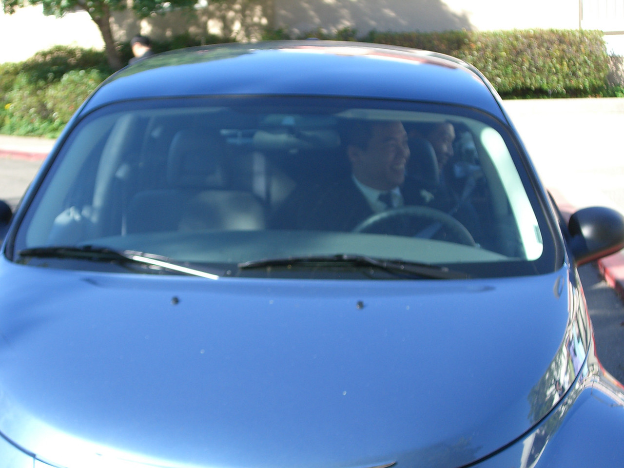 2006 06 18 Sun - Lawrence Joe the chauffeur