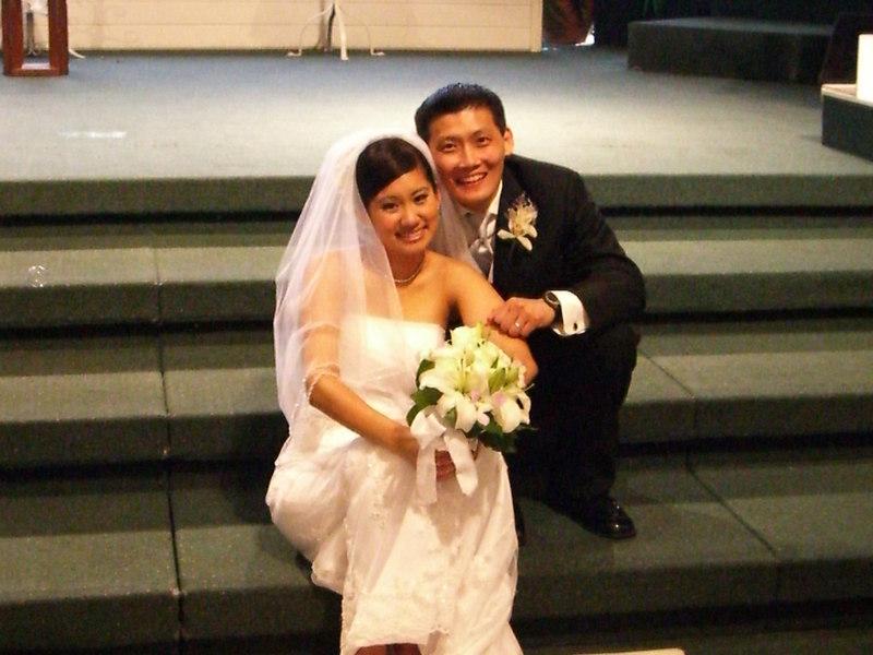 2006 06 18 Sun - Mike & Brittany Chen