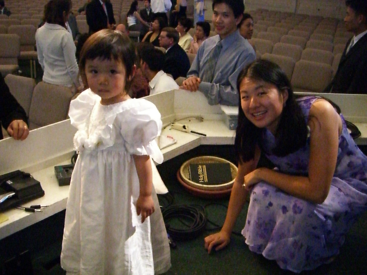 2006 06 18 Sun - Ally Chiang & Susan Kwok