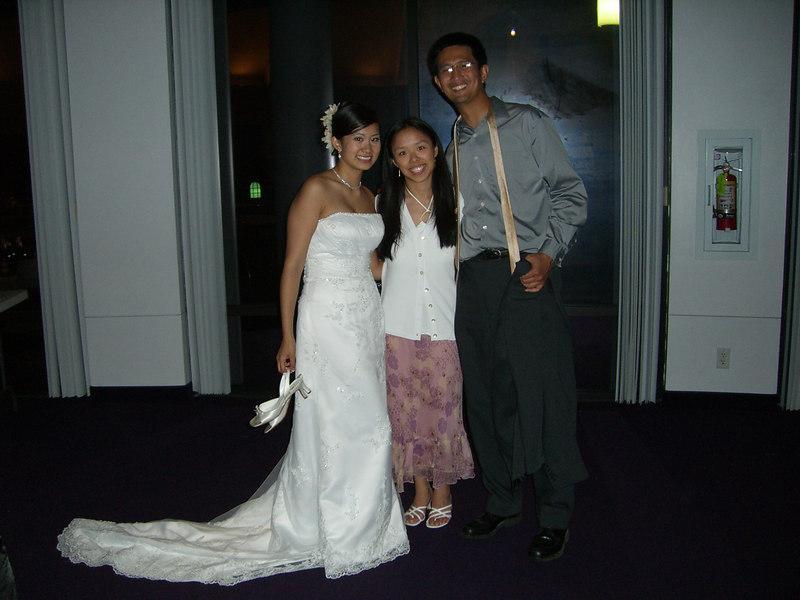 2006 06 18 Sun - Brittany Chen, May, & Ben Liu
