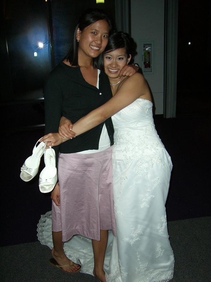 2006 06 18 Sun - Carol Chan & Brittany Chen