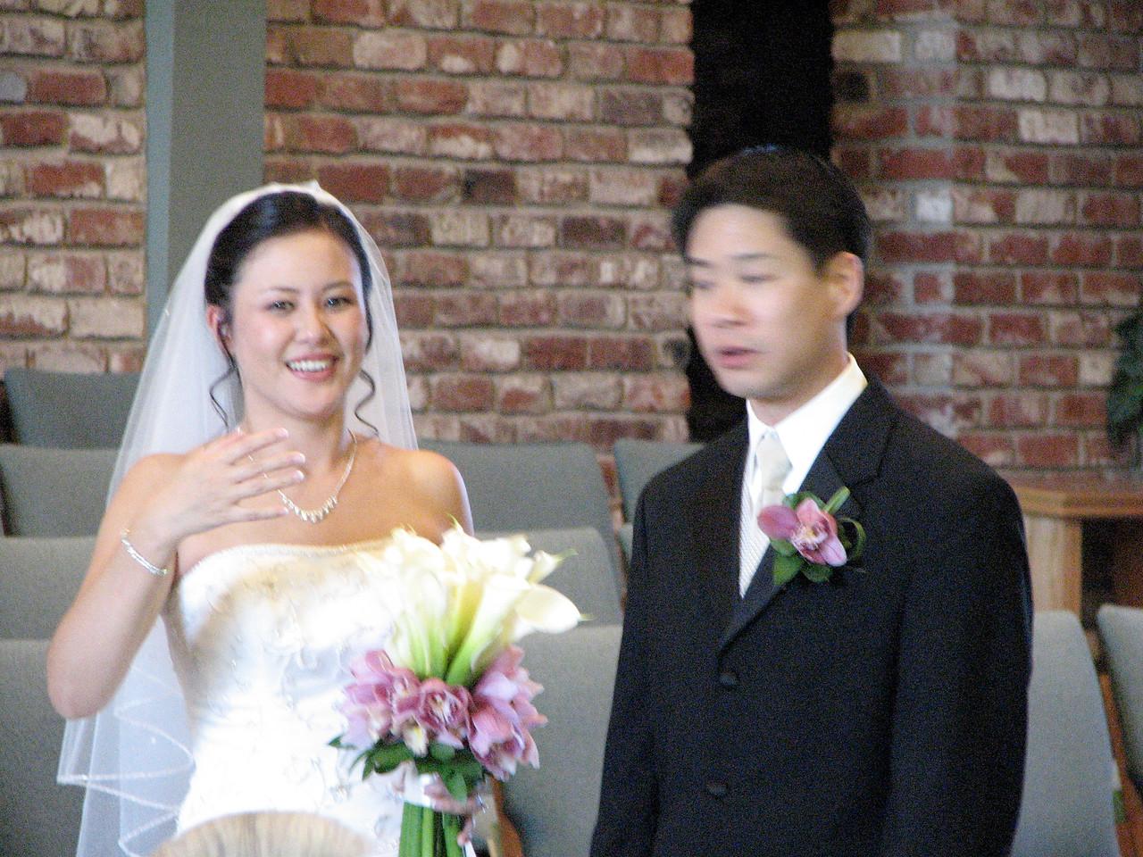 2006 10 08 Sun - Joanna & Joe Sun 1