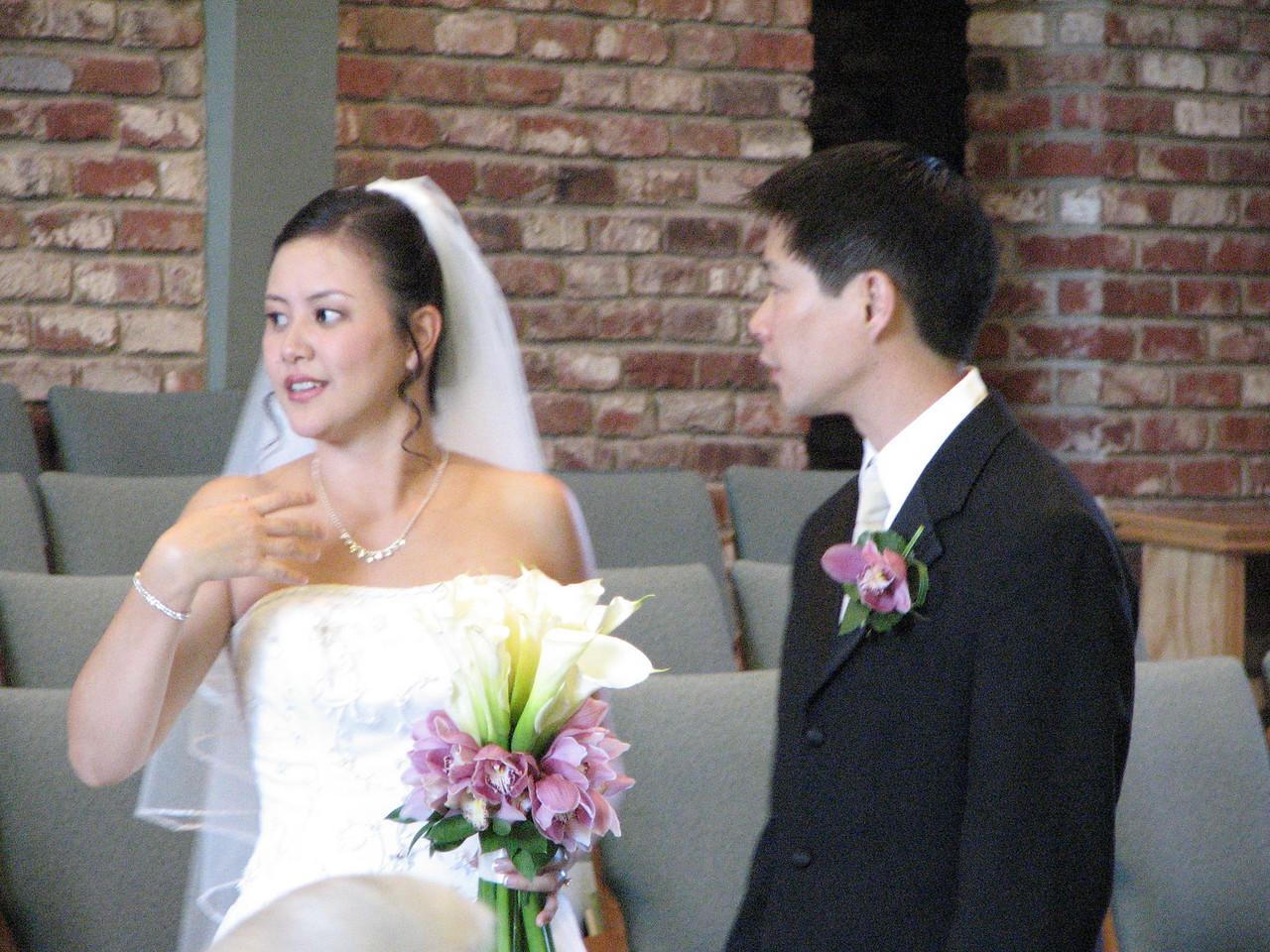 2006 10 08 Sun - Joanna & Joe Sun 2