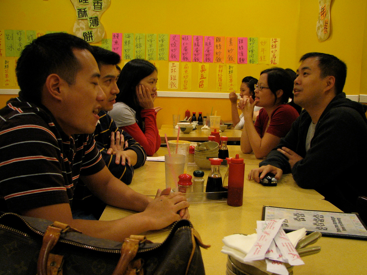 2006 10 29 Sun - Jimmy Chen, Yu-Tsun Cheng, Bernice Chen, and Cathy & Harry Huang 2