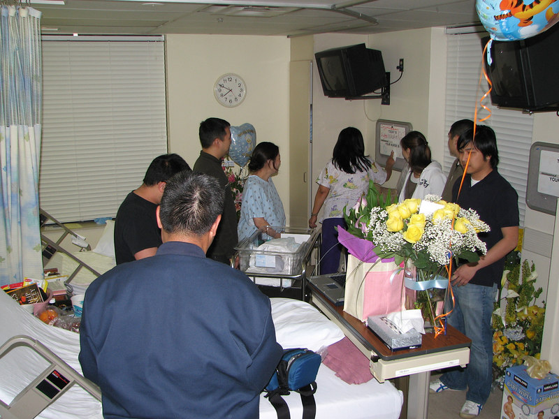 2007 03 23 Fri - Fans