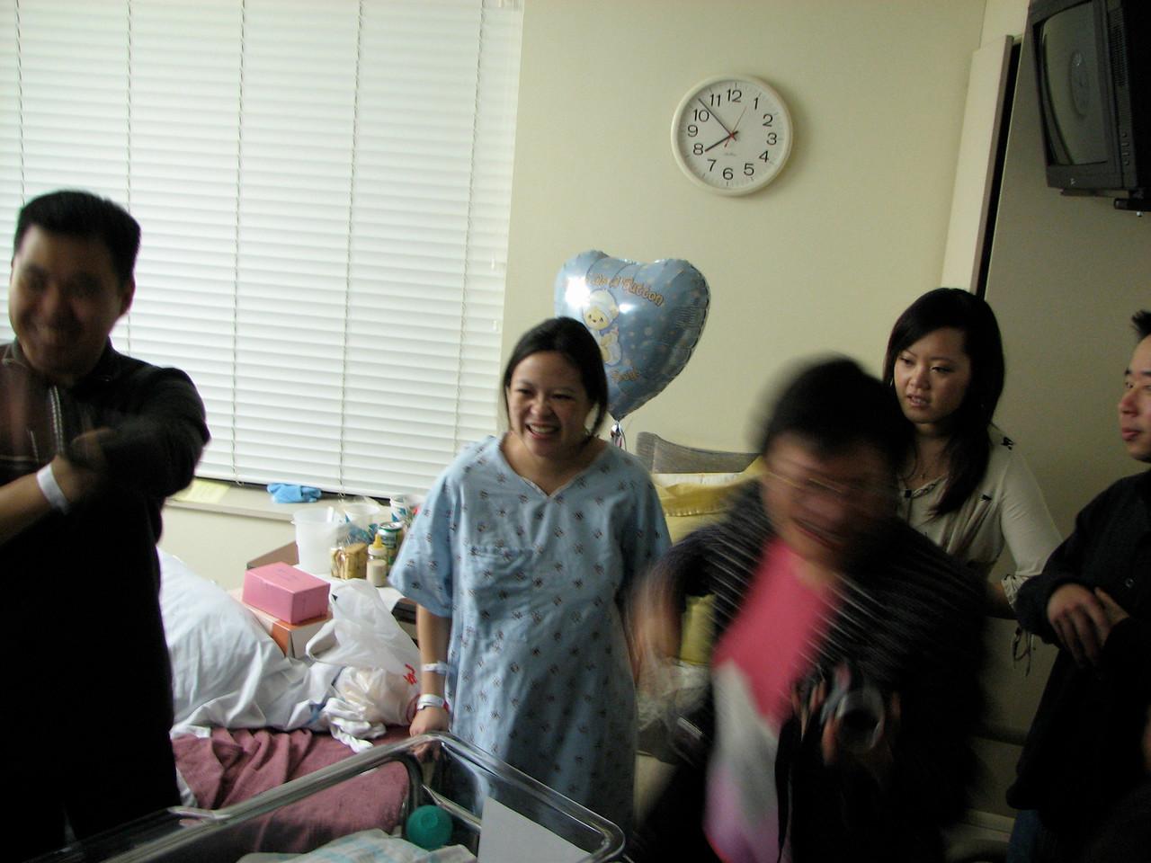 2007 03 23 Fri - Family & friends