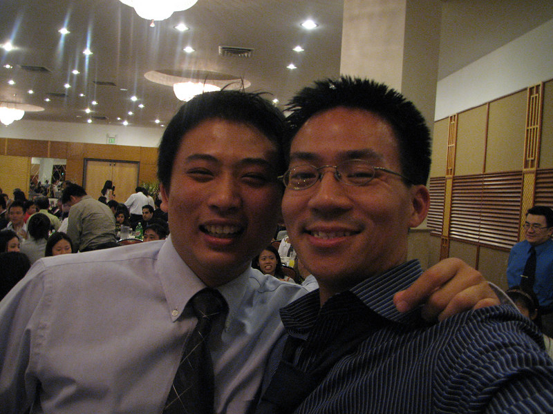 2007 05 19 Sat - Reception - Wing Ho & Ben Yu