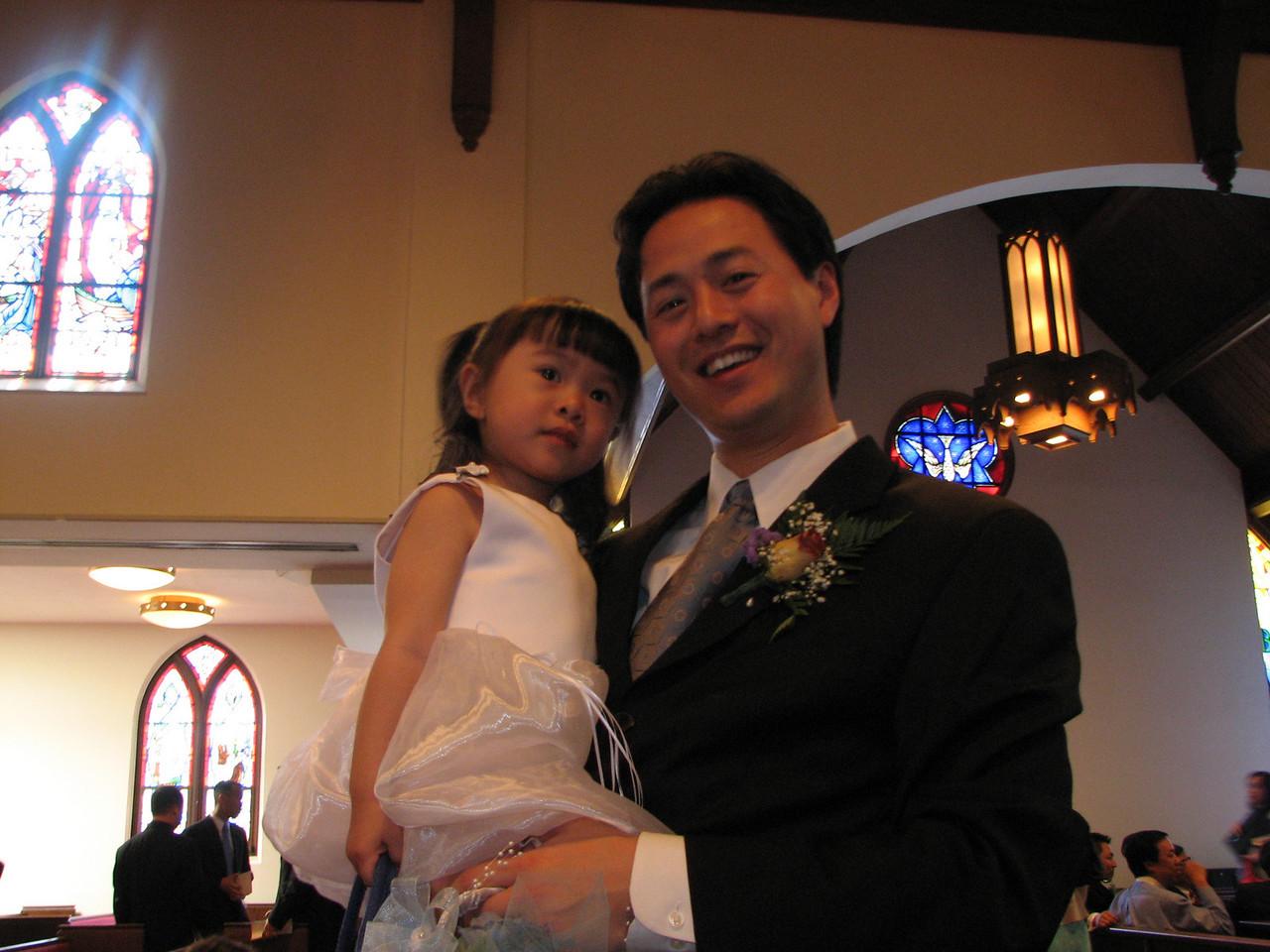 2007 05 19 Sat - Pastor Josh & Joelle Chien
