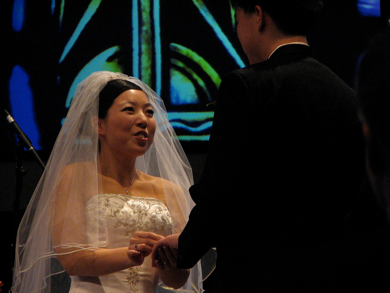 2007 05 19 Sat - The bride Cynthia Cheung 2