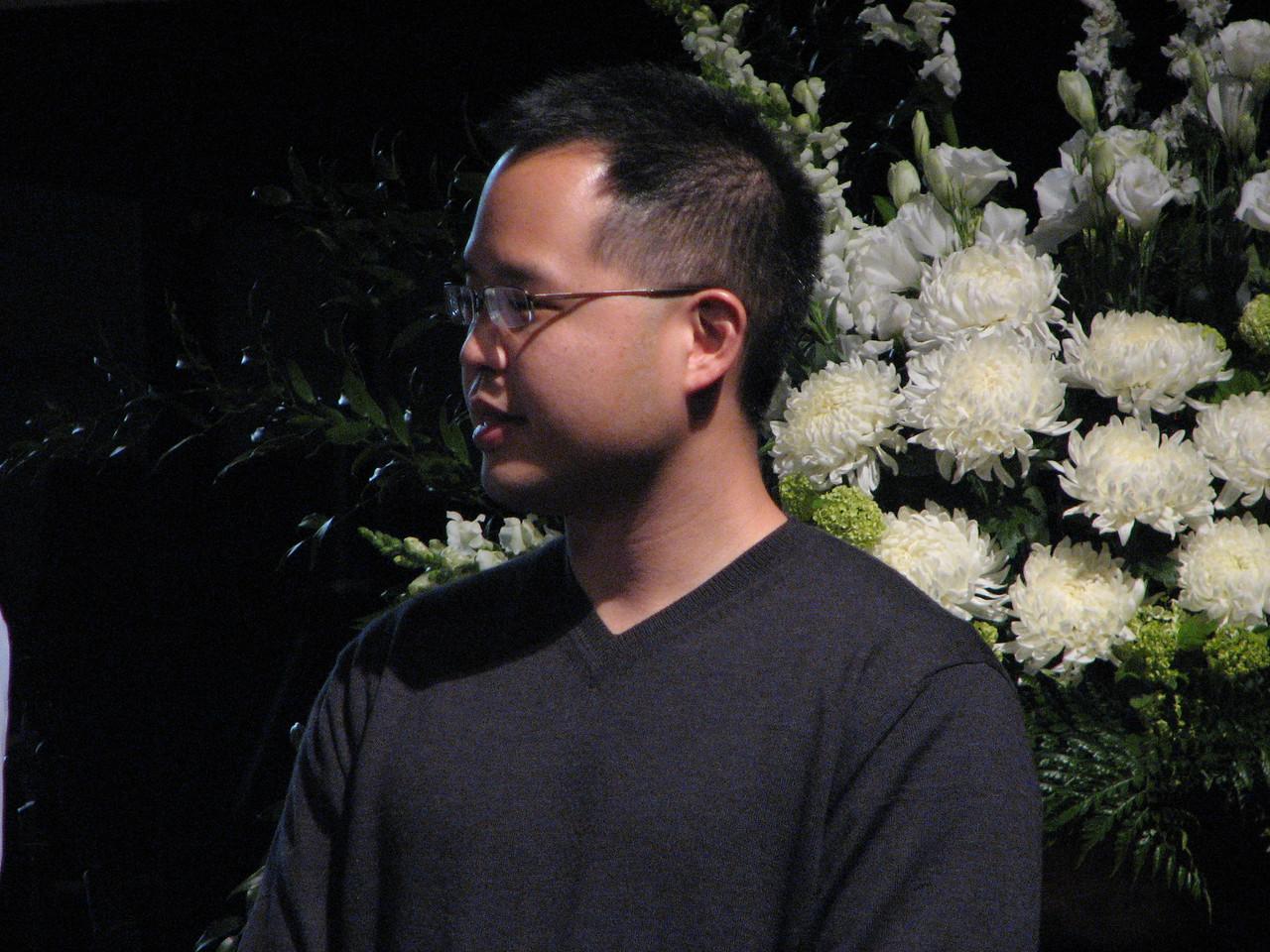 2007 05 18 Fri - Rehearsal - Groomsman Jeff Lin