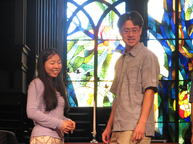 2007 05 18 Fri - Rehearsal - Cynthia Cheung & Stephen Chang 1