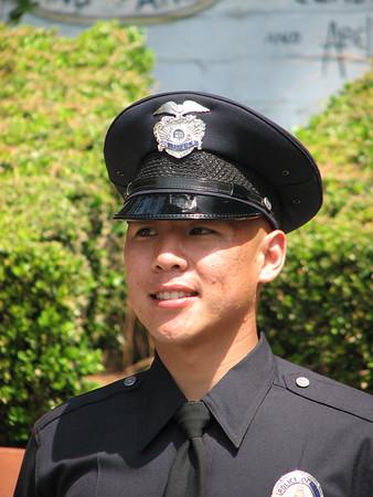 2007 05 25 Fri - Officer Allen Hsiao
