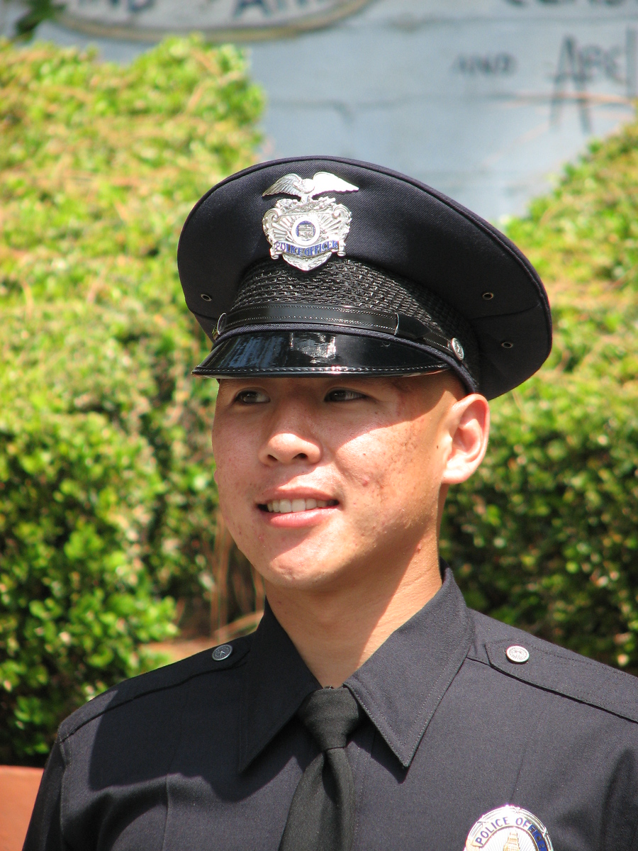 2007 05 25 Fri - Officer Allen Hsiao