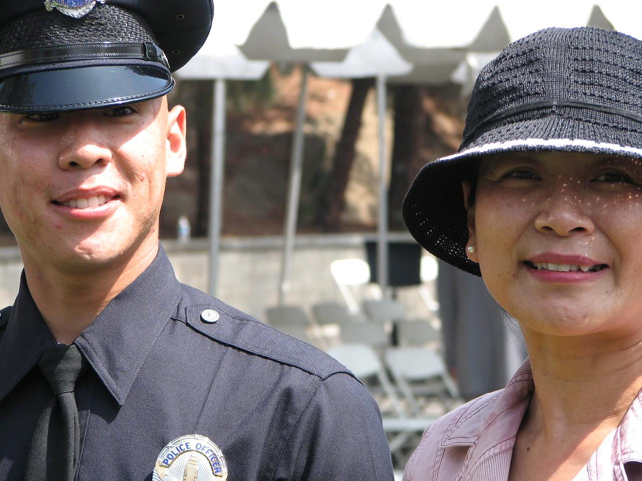2007 05 25 Fri - Allen Hsiao & Mama Hsiao