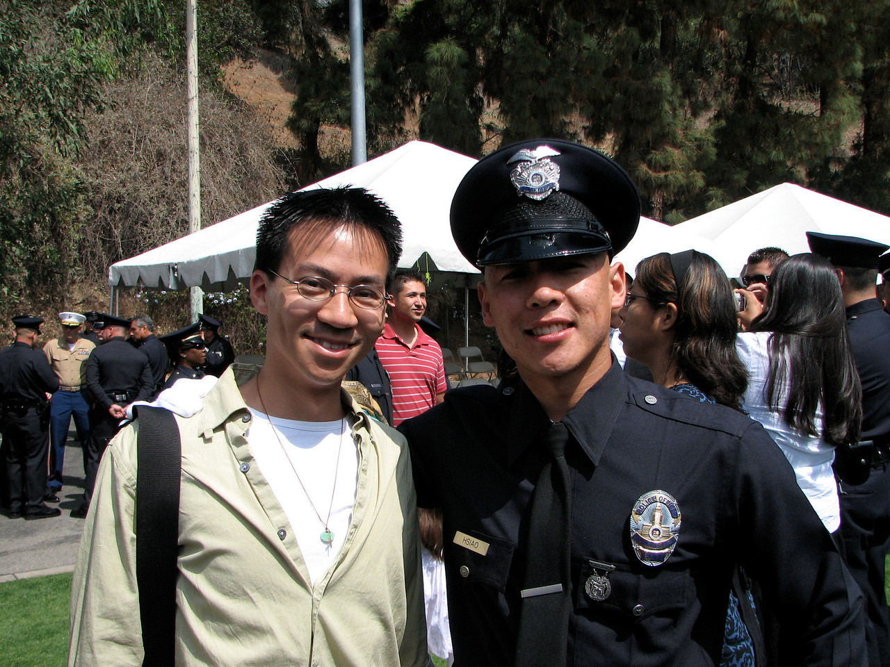 2007 05 25 Fri - Ben Yu & Allen Hsiao