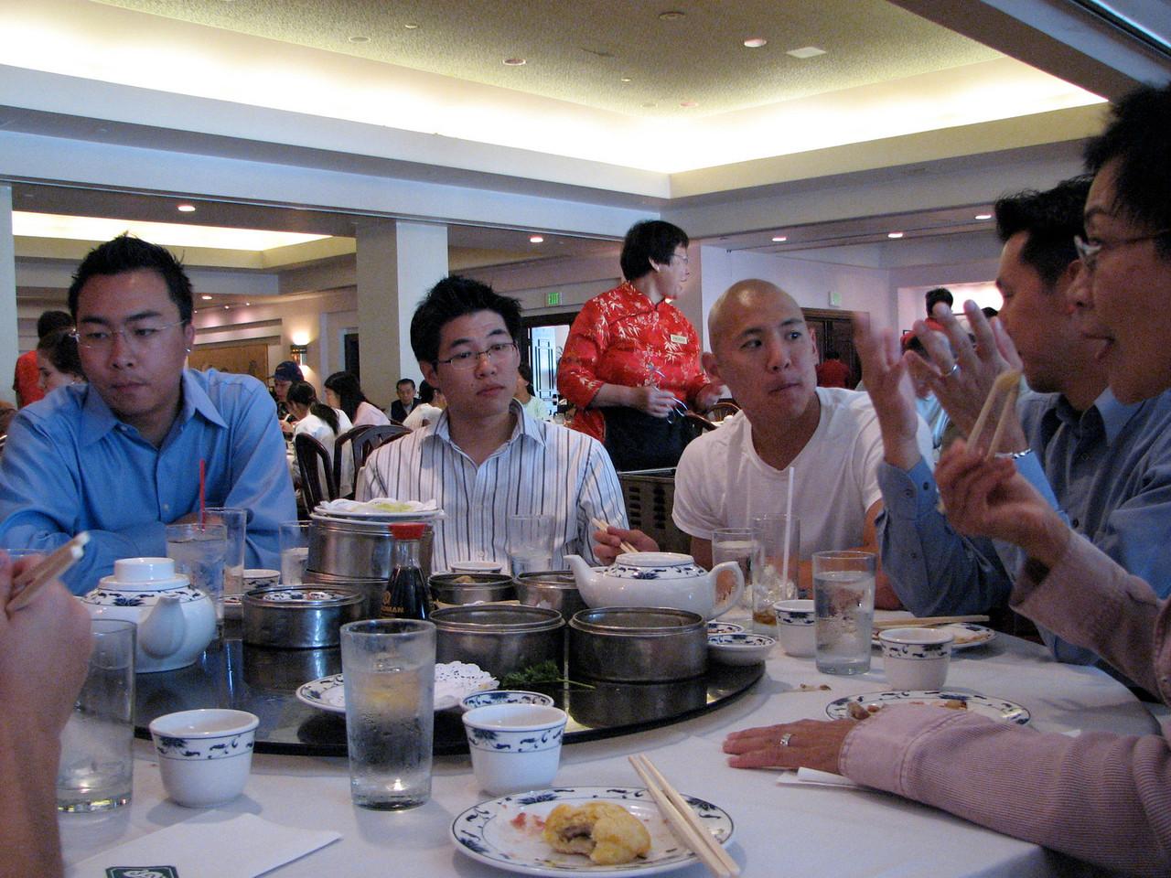 2007 05 25 Fri - Post-ceremony dim sum