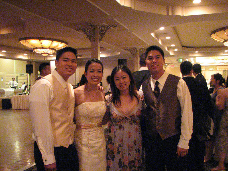 2007 06 09 Sat - Danny & Jessica Chen and Julie & Johnny Chen 2