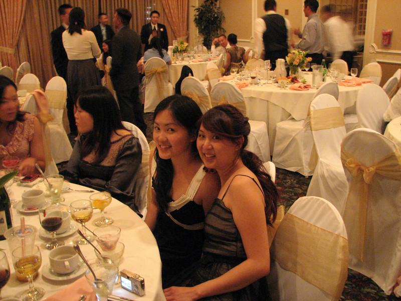 2007 06 09 Sat - Bernice Chen & Julienne Chu