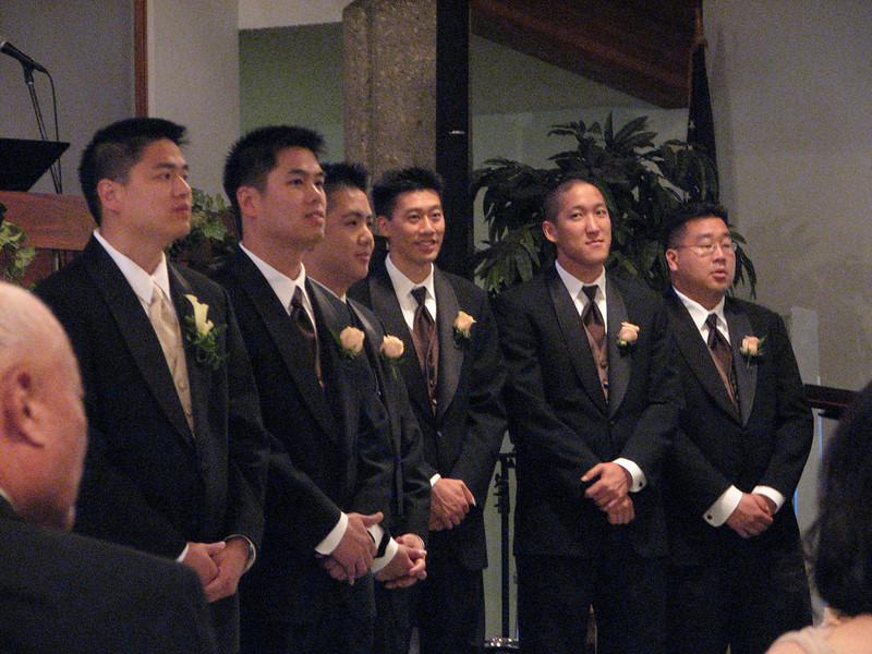2007 06 09 Sat - Groom & groomsmen 2