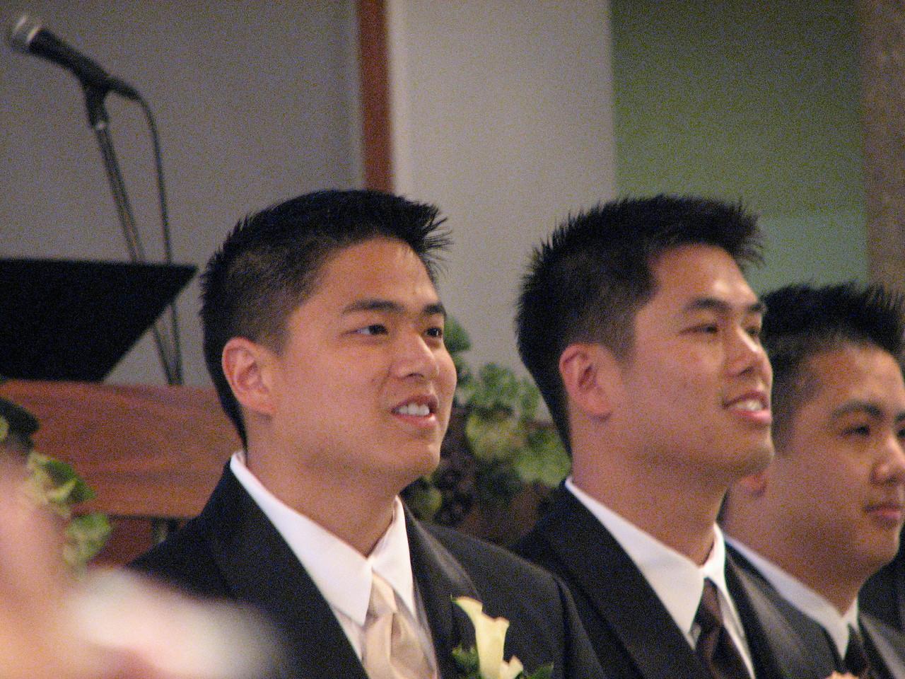2007 06 09 Sat - Groom & groomsmen 1