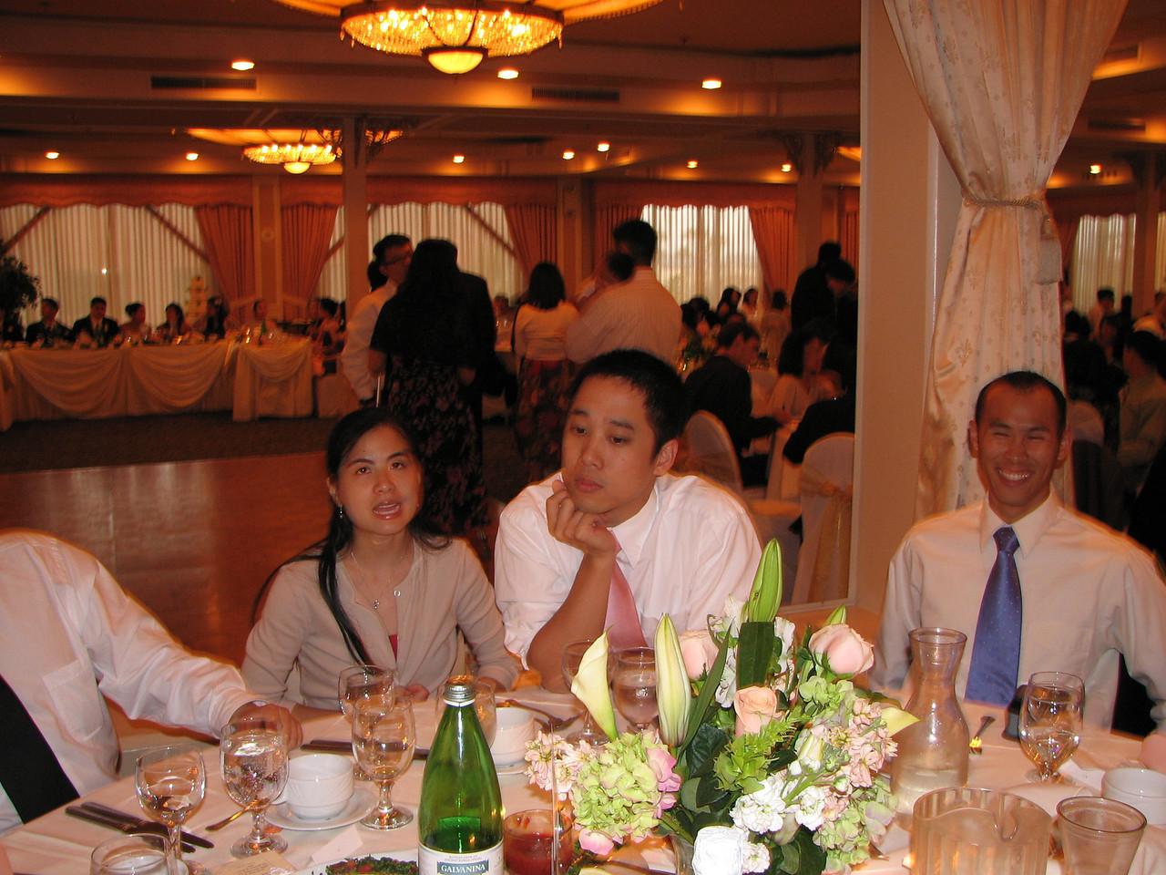 2007 06 09 Sat - Audrey & Andy Wu, and Steve Hu