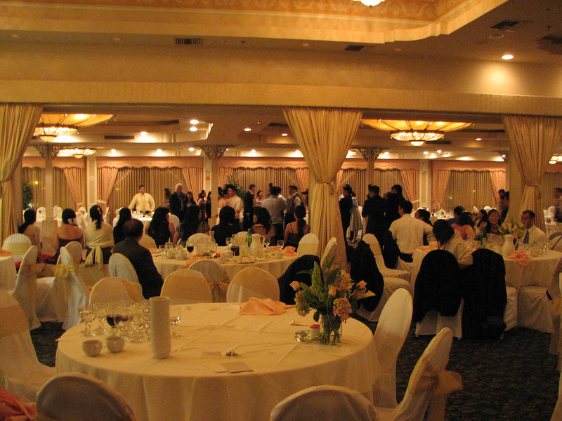2007 06 09 Sat - The banquet hall