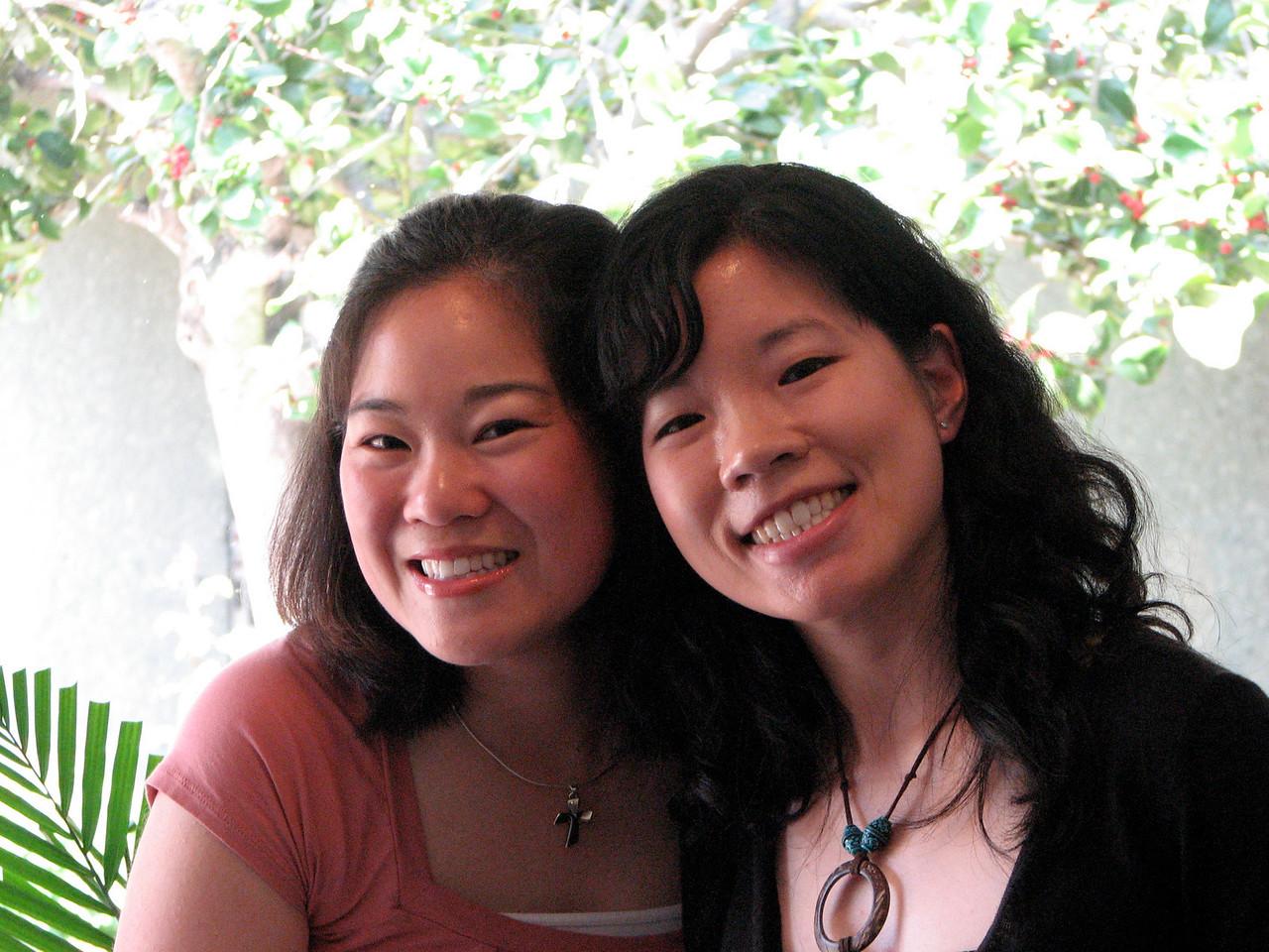 2007 06 09 Sat - Wedding helping - Eileen Fung & Amy Wong 2