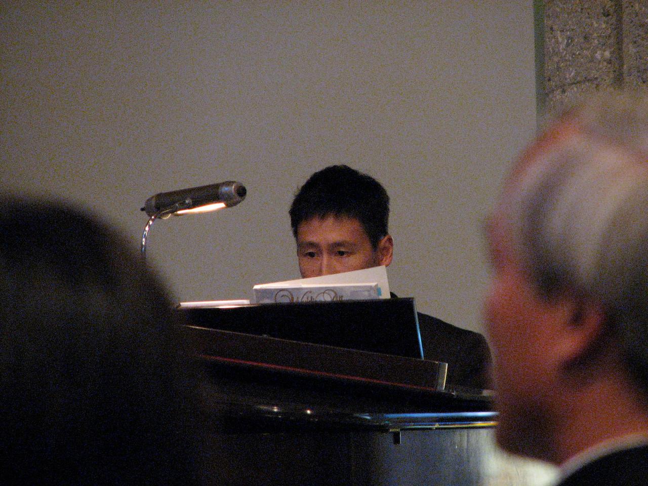 2007 06 09 Sat - Pianist - Dave Lee 2