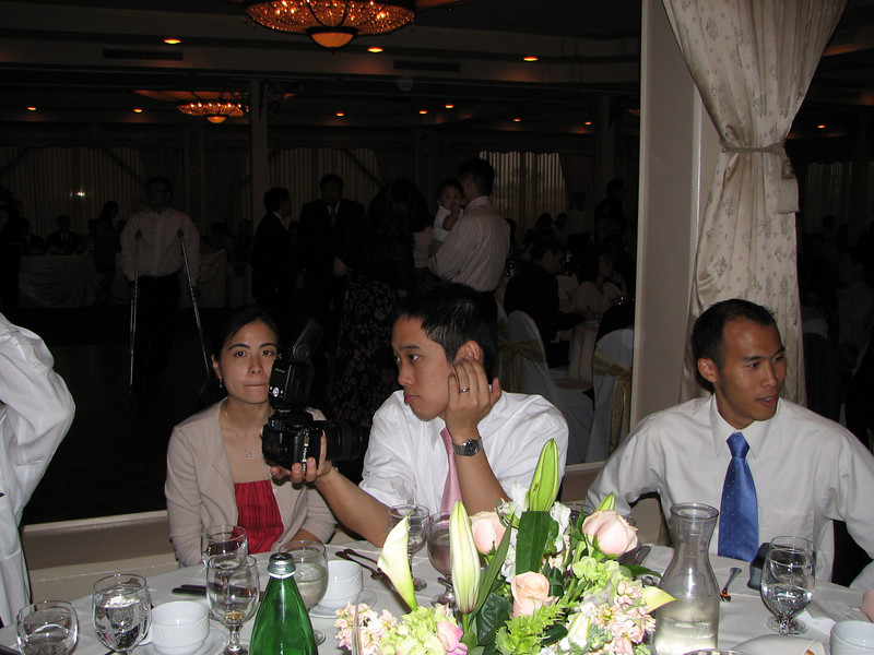 2007 06 09 Sat - Audrey & Andy Wu, and Steve Hu - with flash